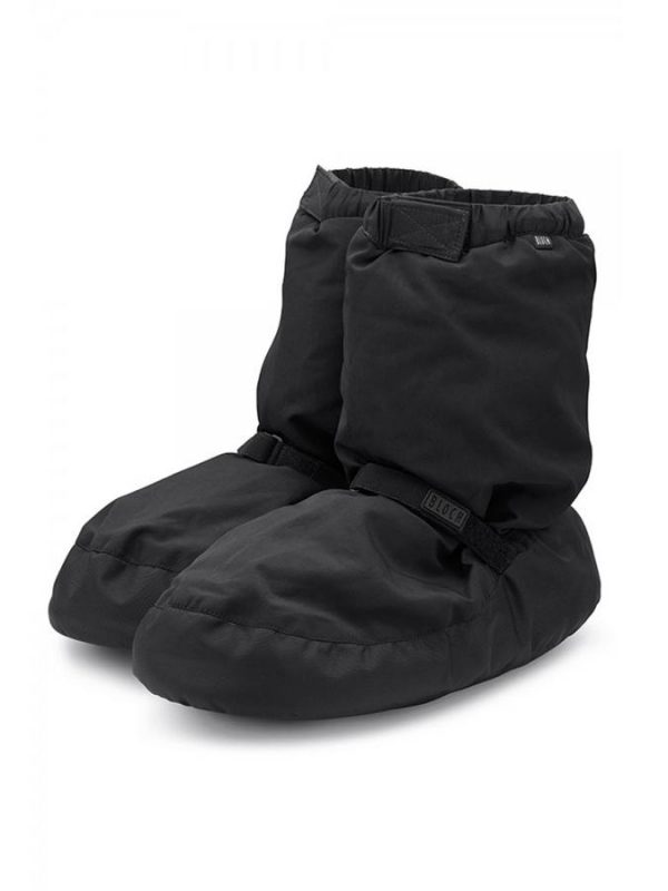 Bloch Warm Up booties IM009 BLK