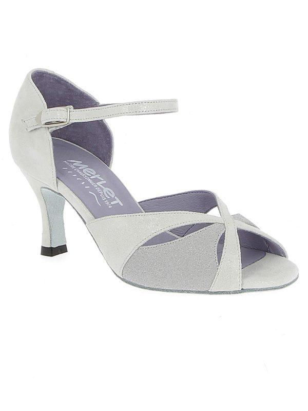 Merlet Saphir white/grey