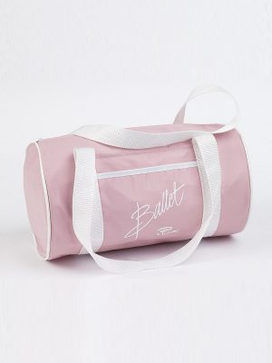 Baletti-putkikassi iso A-004 pink