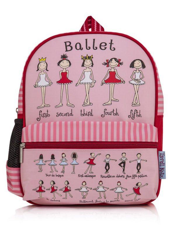 Tyrrell Katz ballet backpack