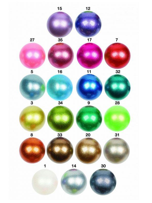 Amaya Glitter ball 18